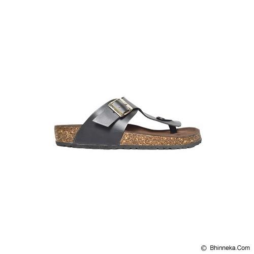 VEGA SLIPPERS Sandal For Women Size 39 - Black - Slippers Wanita