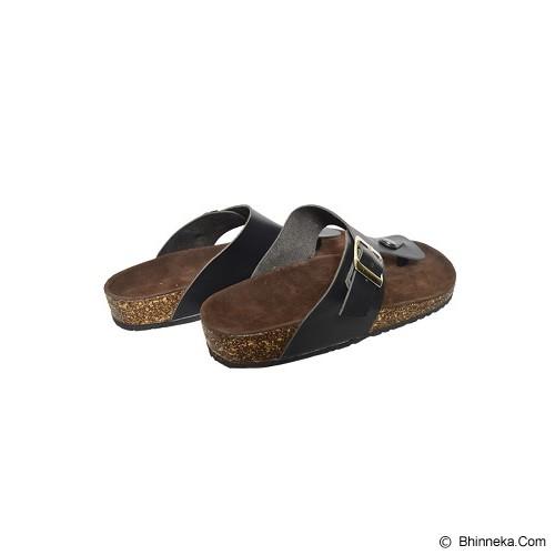 VEGA SLIPPERS Sandal For Women Size 41 - Black - Slippers Wanita