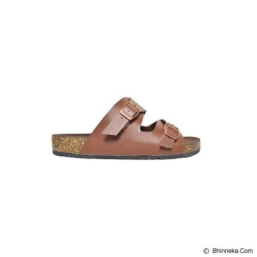 VEGA SLIPPERS Sandal For Women Size 36 - Brown - Slippers Wanita