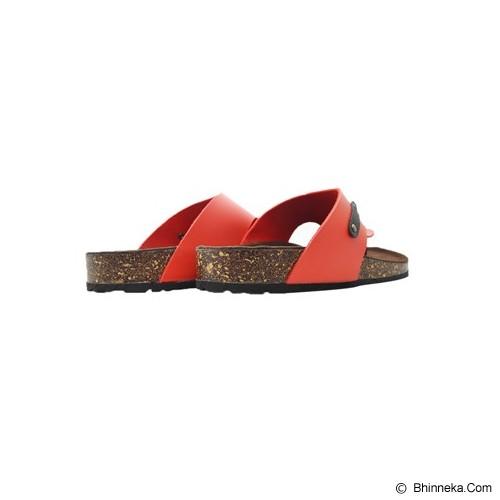 VEGA SLIPPERS Sandal For Women Size 39 - Red - Slippers Wanita