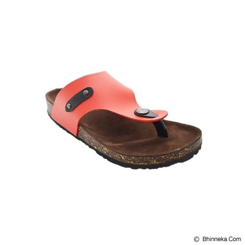 VEGA SLIPPERS Sandal For Women Size 40 - Red - Slippers Wanita
