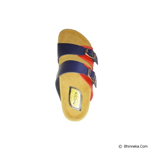 VEGA SLIPPERS Sandal For Women Size 41 - Red Blue - Slippers Wanita
