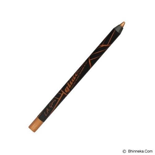 L.A. GIRL Gel Glide Eyeliner Pencil 358 - Metallic Copper - Eyeliner