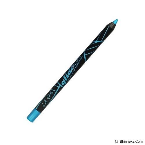 L.A. GIRL Gel Glide Eyeliner Pencil 364 - Mermaid Blue - Eyeliner