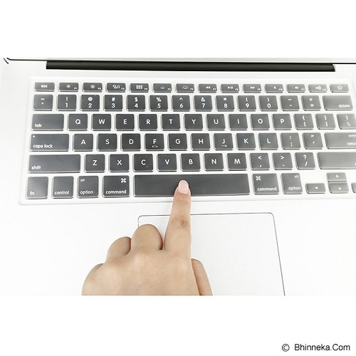 BASEUS Keyboard Protective Film For Apple MacBook Air 11 [SGAPMCBK11-KF] - Keyboard Cover Protector