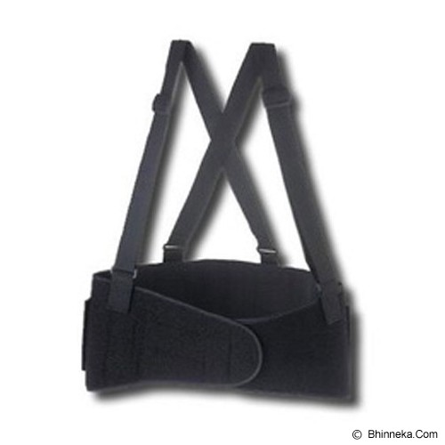 BLACKHAWK Safety Belt Back Support Size M - Pakaian Pengaman