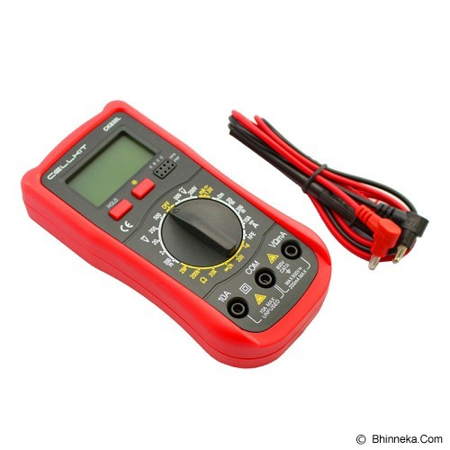CELLKIT Multimeter Digital [830L] - Meteran Digital