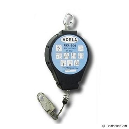 ADELA Fall Arrester 25M [RFA060W/6W] - Pakaian Pengaman