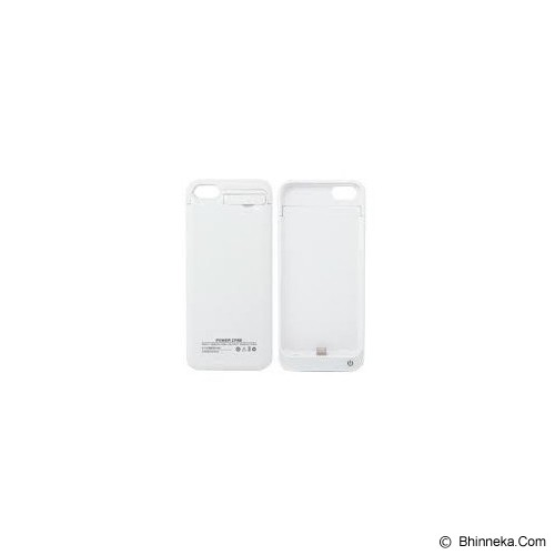 APPLE Back Casing iPhone 5 -  White - Casing Handphone / Case