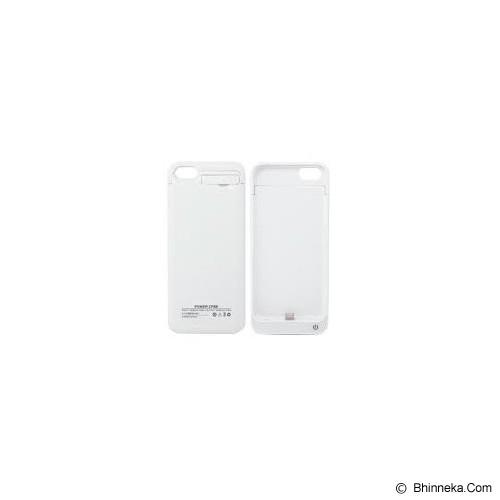 APPLE Back Casing iPhone 5 -  White - Casing Handphone / Case