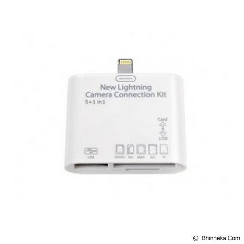 ANYLINX Camera Connection Kit New Lightning - White - Gadget Connection Kit