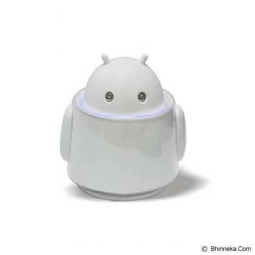 TOKO KADO UNIK Speaker Android- White - Speaker Portable