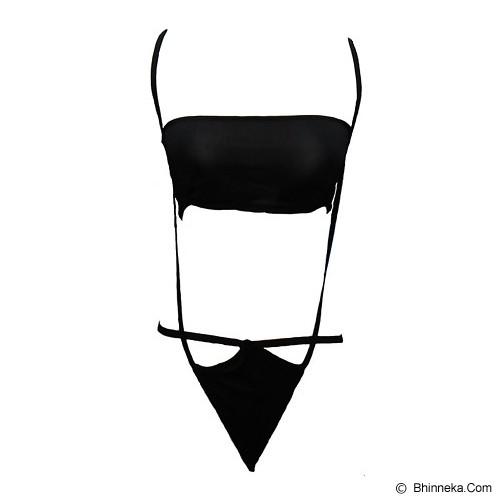 JAKARTA LINGERIE Black Teddy Sexy [JL152] - Lingerie