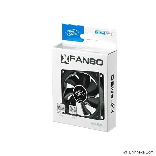 DEEPCOOL DC Fan [XFAN80] - Kipas Komputer