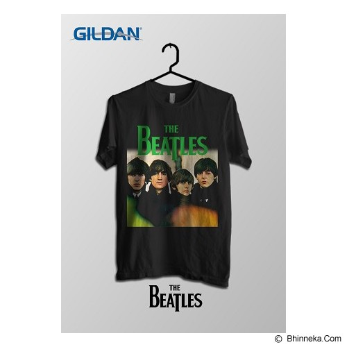 TOMOINC The Beatles For Sale Kaos Band Original Gildan Size M [BTL003] - Kaos Pria