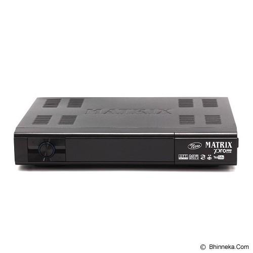 MATRIX Receiver HD LAN Prolink - Digital Satellite Receiver