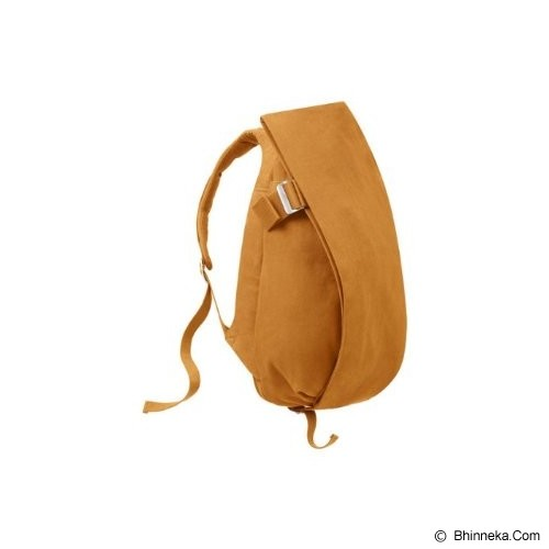 COTEetCIEL Laptop Rucksack 15-17 Inch [C28001] - Mustard Metal - Notebook Backpack