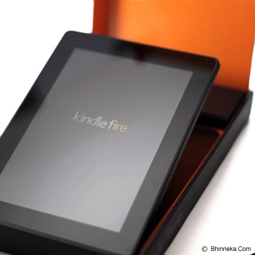 KINDLE Fire 8GB Amazon - Black - Tablet Android