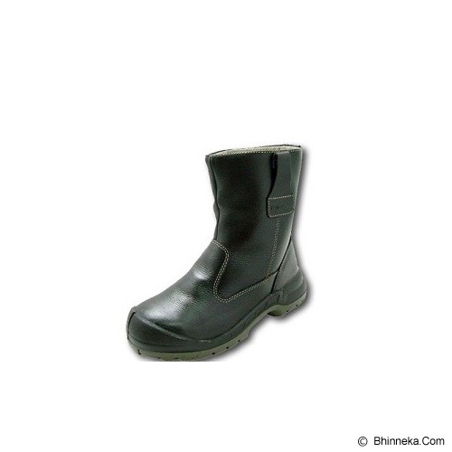 KINGS Safety Shoes Size 44 [KWD805X] - Black - Safety Shoes / Sepatu Pengaman