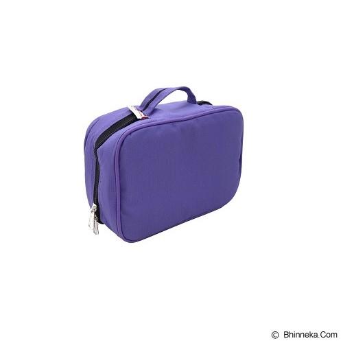 RADYSA Cosmetic Bag Organizer - Ungu - Tas Kosmetik / Make Up Bag