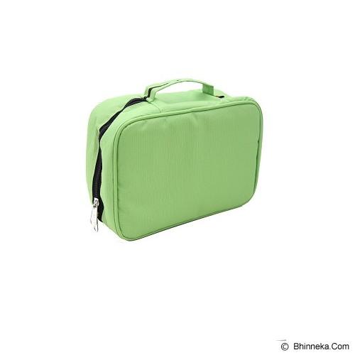 RADYSA Cosmetic Bag Organizer - Hijau - Tas Kosmetik / Make Up Bag