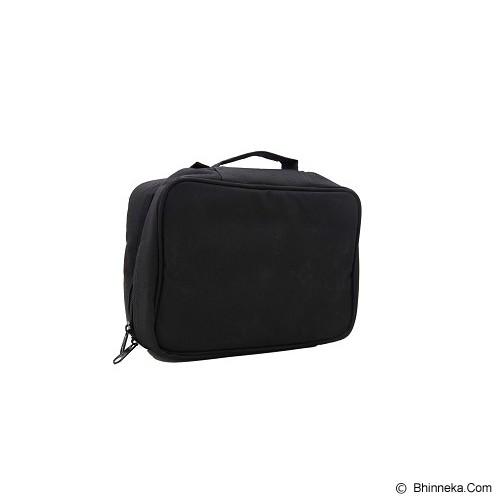 RADYSA Cosmetic Bag Organizer - Hitam - Tas Kosmetik / Make Up Bag