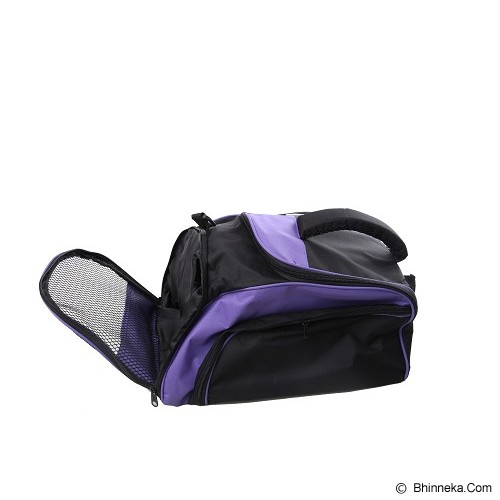 RADYSA Futsal Bag Organizer - Purple - Tas Sepatu / Shoes Bag