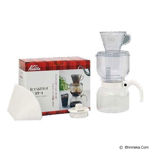 KALITA Ice & Hot ST-1N - Mesin Kopi Espresso / Espresso Machine
