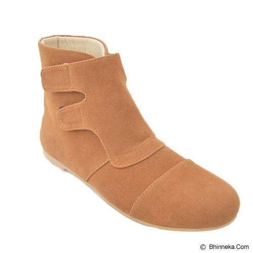 VEGA SHOES Naysila Size 39 - Brown - Casual Boots Wanita