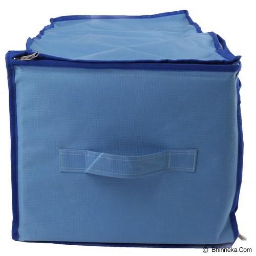 RADYSA Cloth Multifunction Organizer - Blue - Container