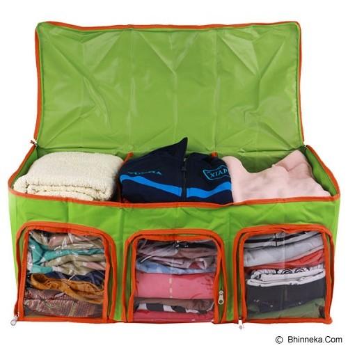 RADYSA Cloth Multifunction Organizer - Green - Container