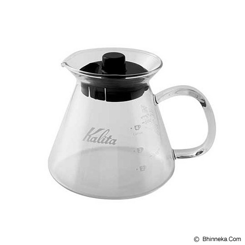 KALITA Glass Server 500 - Kendi / Pitcher / Jug