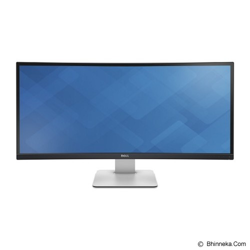 DELL UltraSharp Curved LED Monitor 34 Inch [U3415W] - Monitor LED Above 20 inch