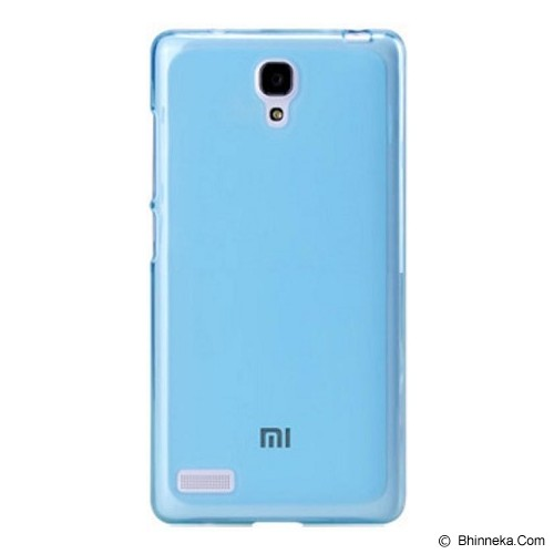 ANYLINX Silicon Xiaomi Note - Blue - Casing Handphone / Case