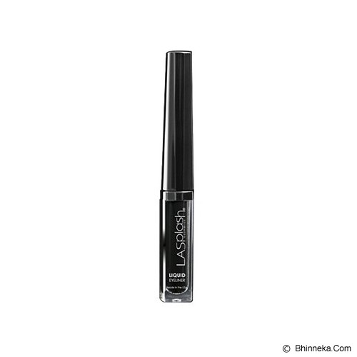 LA SPLASH Liquid Eye Liner - Black - Eyeliner