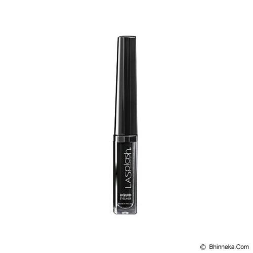 LA SPLASH Liquid Eye Liner - Black - Eyeliner