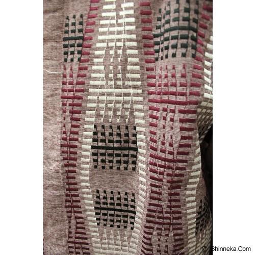 MUSLI MADANI Baju Koko Lengan Panjang Size M [R868] - Magenta (V) - Baju Koko Pria