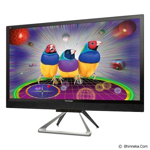 VIEWSONIC Ultra HD LCD Monitor 28 Inch [VX2880ml] - Monitor Lcd Above 20 Inch