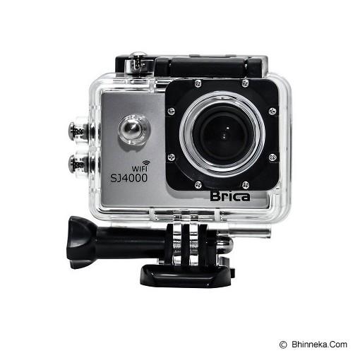 BRICA Action Camera SJ4000 - Silver - Camcorder / Handycam Flash Memory