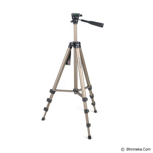 WEIFENG Tripod Stand [WT-3130] (Merchant) - Tripod Combo with Head