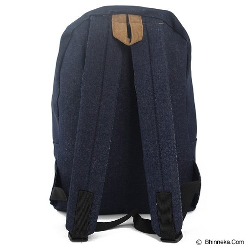 CATENZO Denim [FA 106] - Blue - Backpack Pria