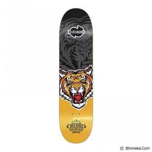 BDSKATECO Wild Series Tiger - Papan Skateboard & Aksesoris