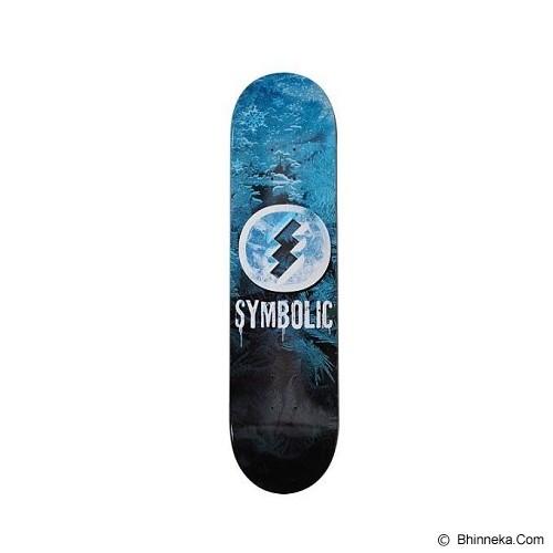 SYMBOLIC Winter - Blue - Papan Skateboard & Aksesoris