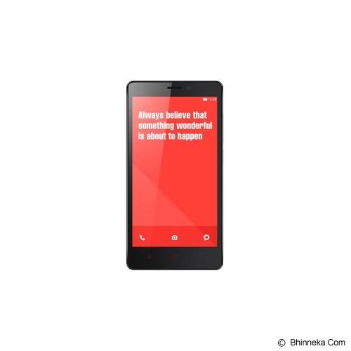 XIAOMI Redmi Note 4G LTE 1GB RAM (Garansi Merchant) - Black - Smart Phone Android