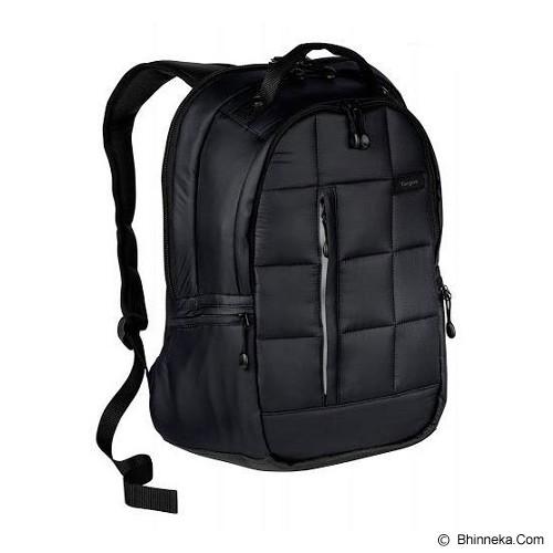 TARGUS Crave™ Laptop Backpack [TSB15801] - Black - Notebook Backpack