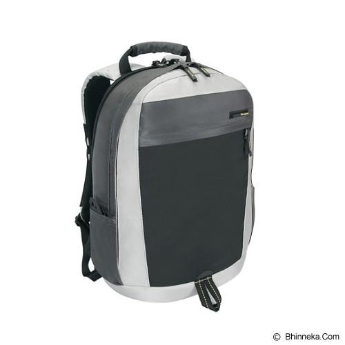 TARGUS Brick Backpack [TSB24402] - Black/Grey - Notebook Backpack