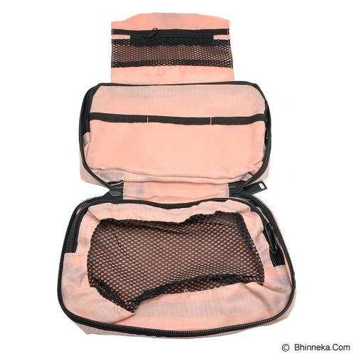 TOKO NIAGA INDO Travel Mate Toiletries Bag - Soft Pink - Travel Bag