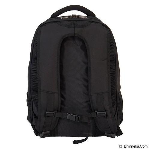 REAL POLO Backpack [5763] - Black - Notebook Backpack
