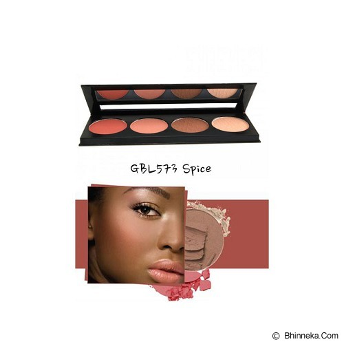 L.A. GIRL Beauty Brick Blush Spice - Perona Pipi / Blush On