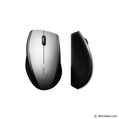 LEXMA Wireless Mouse [M265R] - Silver - Mouse Basic
